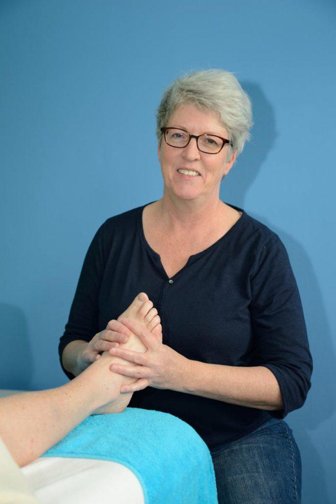 Alie Vlaskamp Praktijk voor voetreflex en meer